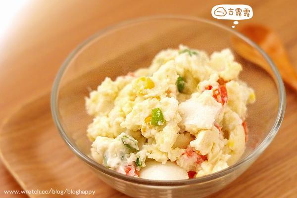馬鈴薯沙拉*古露露(・∀・)