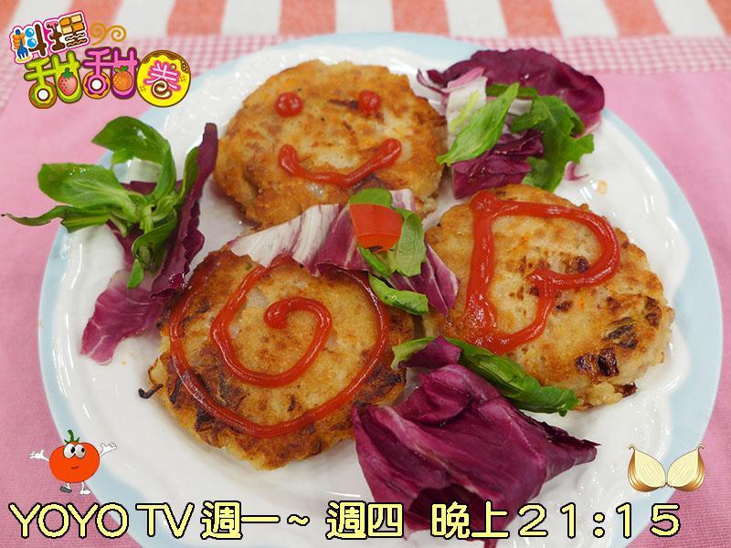 料理甜甜圈【藝人上菜】泡菜綠豆煎餅