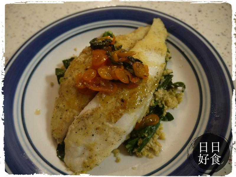 金桔醬燒鯰魚