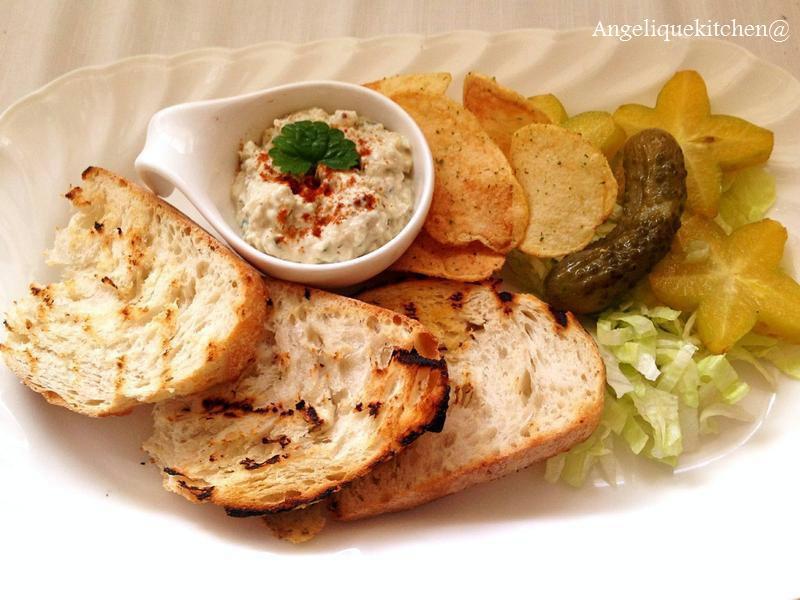 法式低脂雞肉抹醬