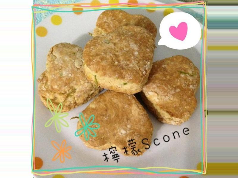 清香檸檬Scone