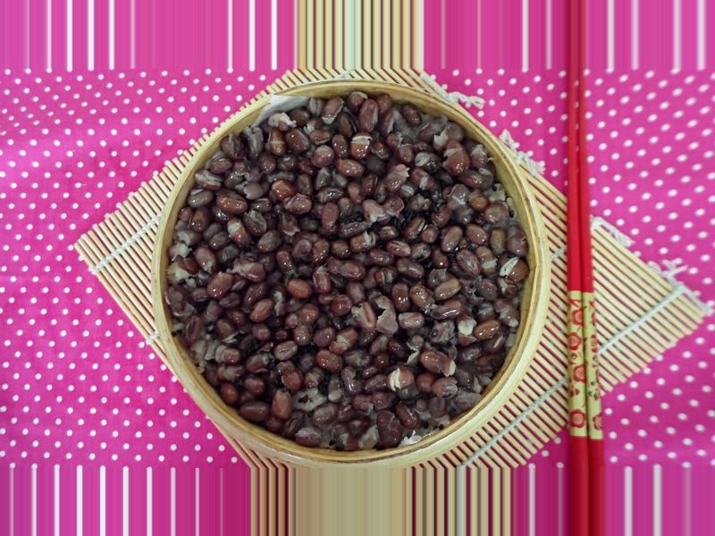 紅豆飯《日正健康廚房》