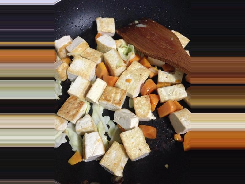 地瓜×豆腐 碰出新滋味!