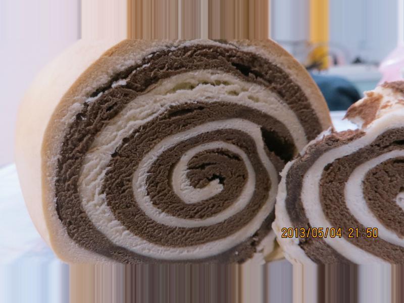 巧克力木材麵包