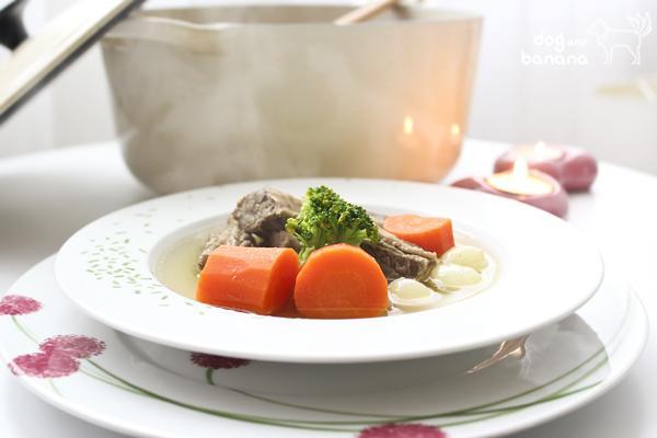 法式清燉牛肉湯-端麗優雅