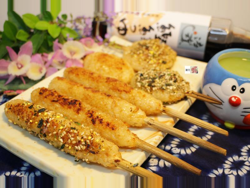 烤米棒【淬釀日式下午茶點】