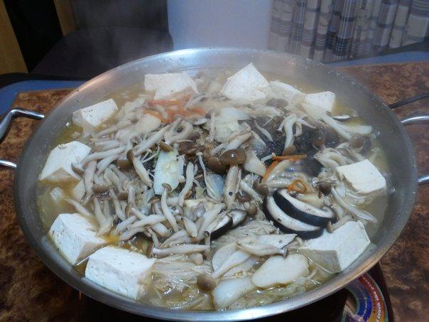 力力隨意煮-砂(不鏽鋼)鍋魚頭