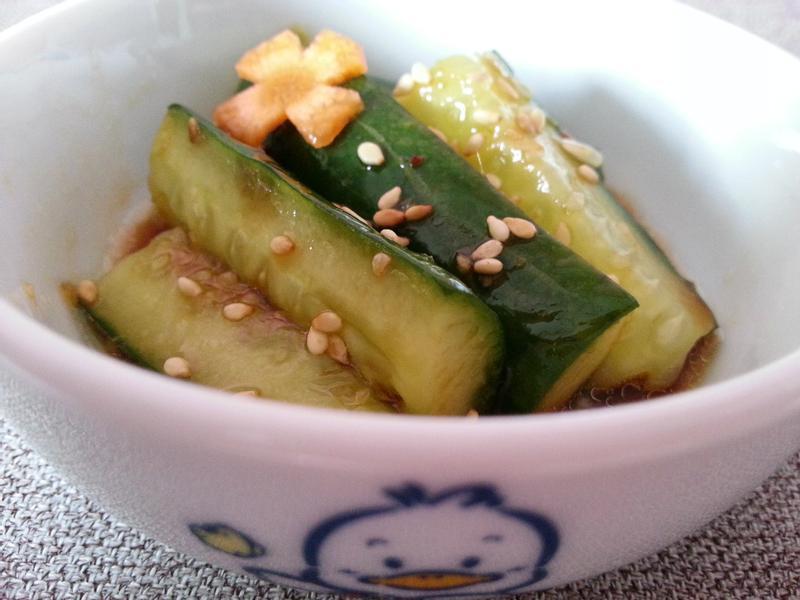 醃漬小黄瓜