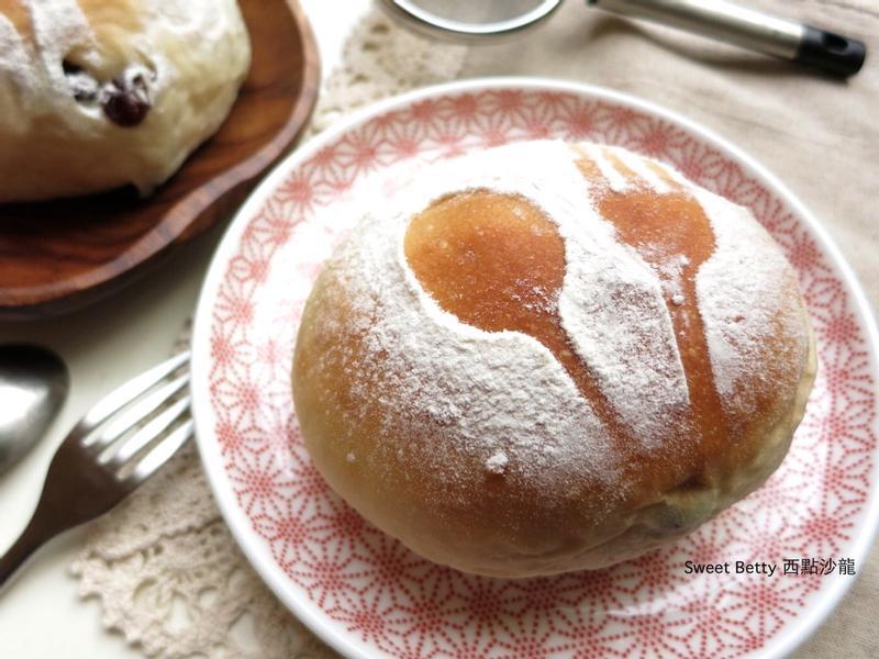 蔓越莓軟法麵包