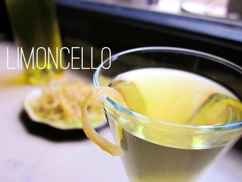 義大利檸檬甜酒Limoncello (伏特加投機法)