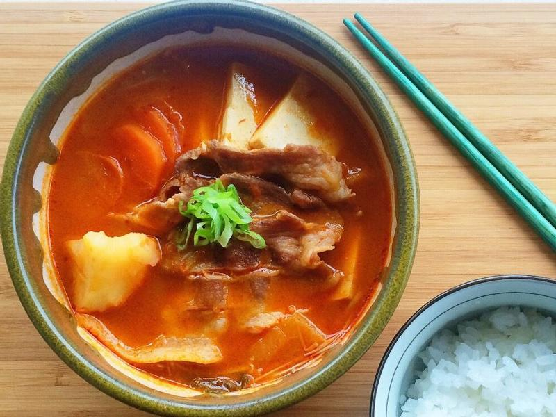 韓式大醬鍋 @188懶人料理