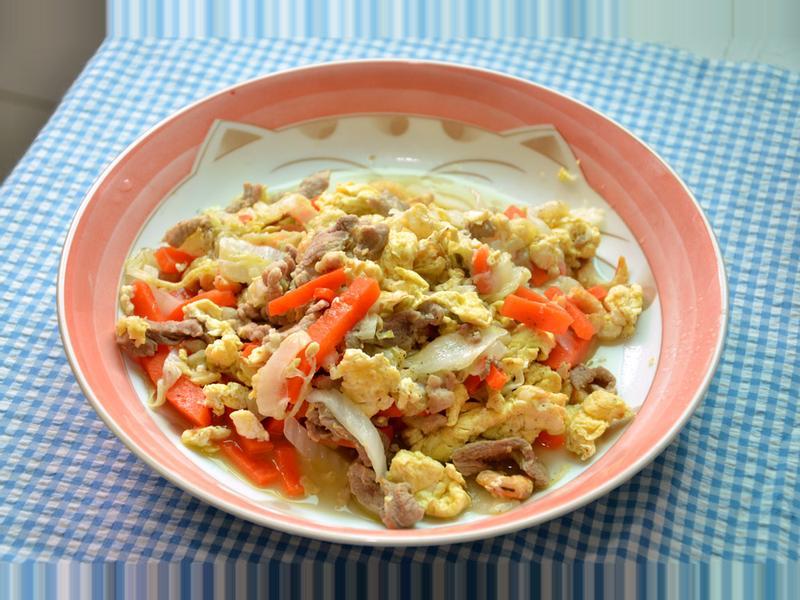 [Awei料理] 風味白菜雜煮