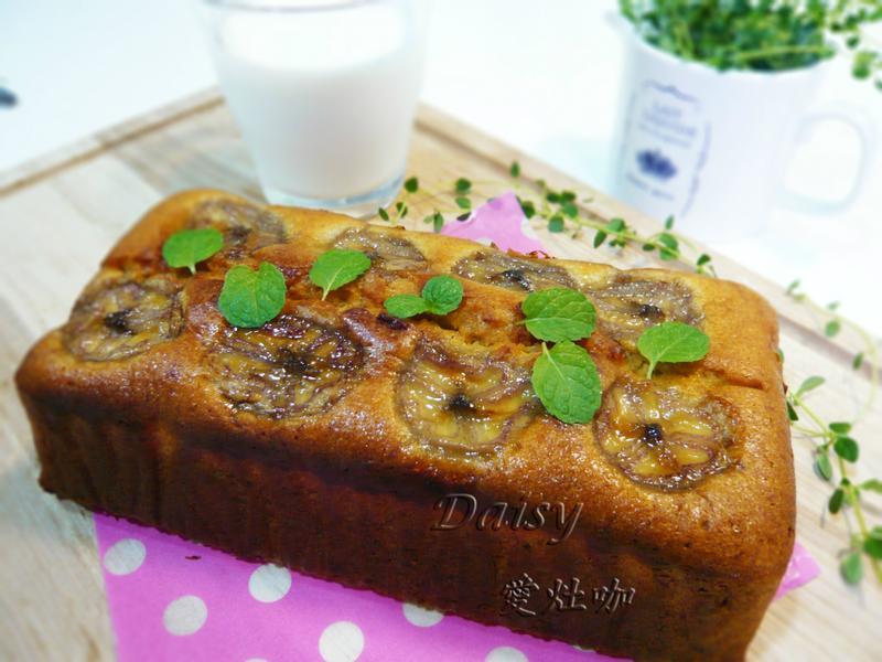 香蕉煉乳磅蛋糕~Daisy愛灶咖
