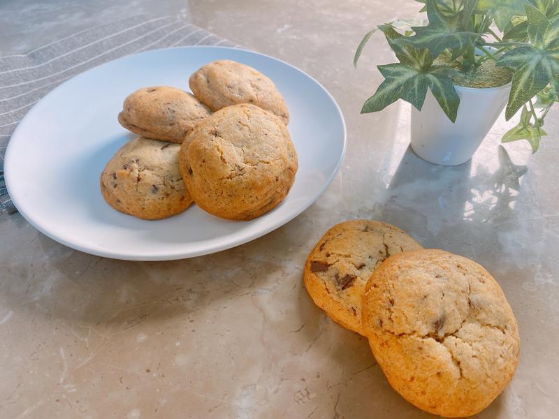 手工巧克力蔓越莓餅乾