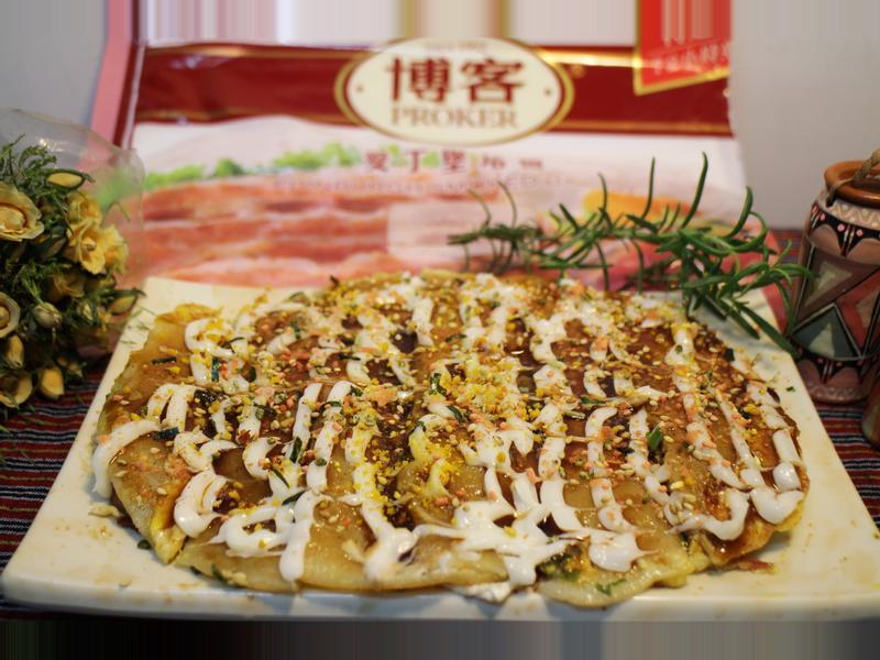培根豚肉平燒【博客培根】