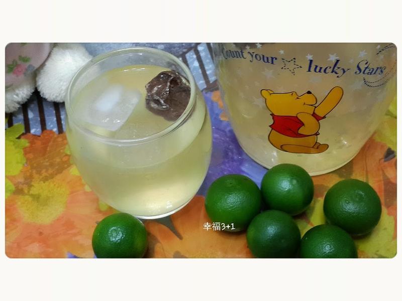 〔飲品〕金桔檸檬冰飲