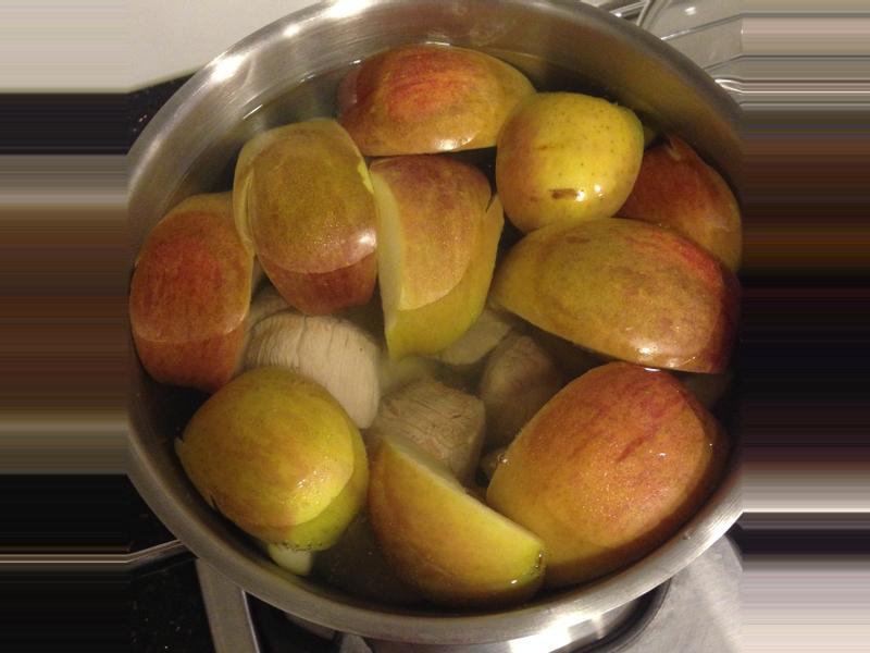 港式煲湯-三果湯