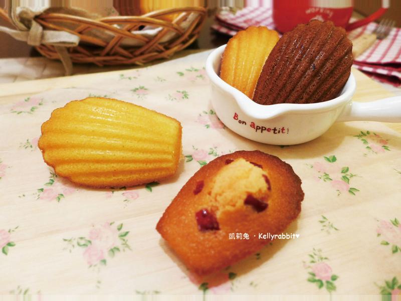 法式小蛋糕♥瑪德蓮(Madelein)