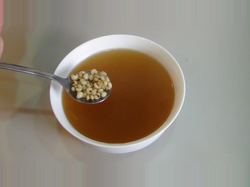 排水腫料理─五運六氣薏仁湯