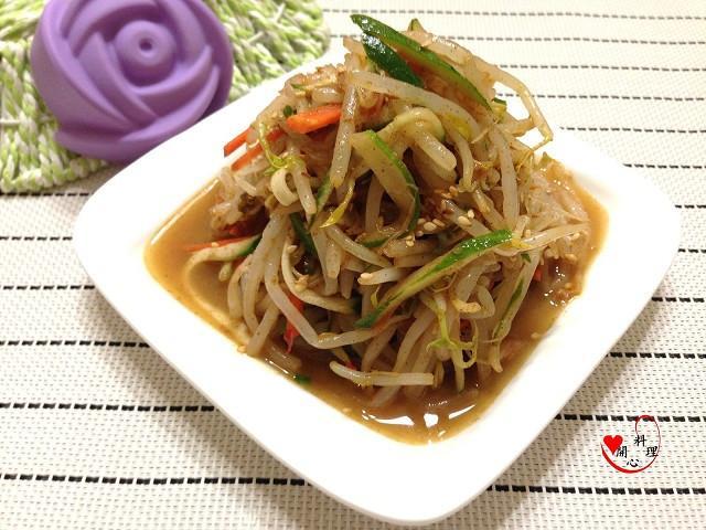 脆拌豆芽菜