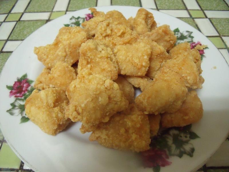 香辣腐乳炸雞