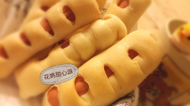 巧口熱狗麵包~