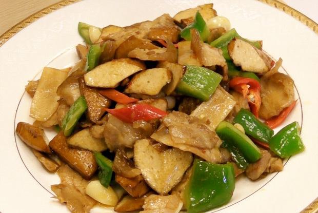 猛火回鍋肉(豆油伯辣豆瓣食譜)