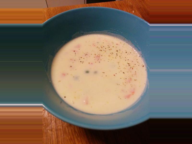 聖誕大餐剩菜再晉級 - 奶油薯泥濃湯