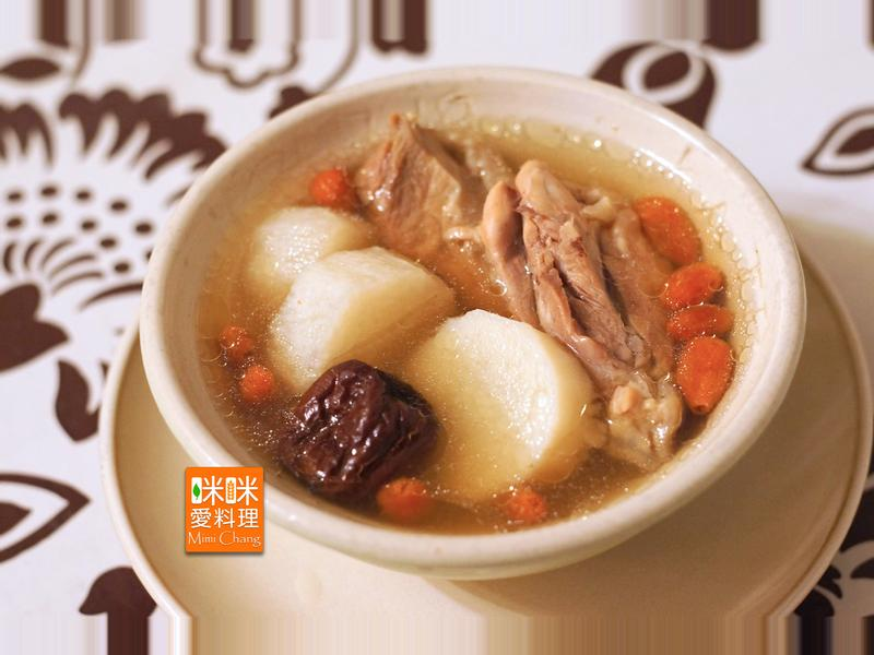 Mimi♥黃金山藥雞湯