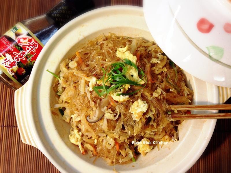 白菜粉絲煲-穀盛壽喜燒