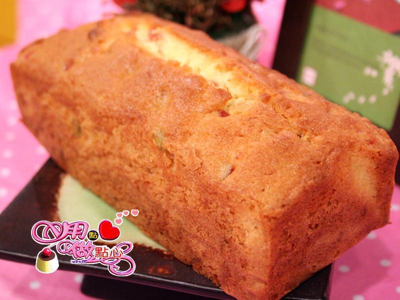 水果磅蛋糕 (乙級烘焙)
