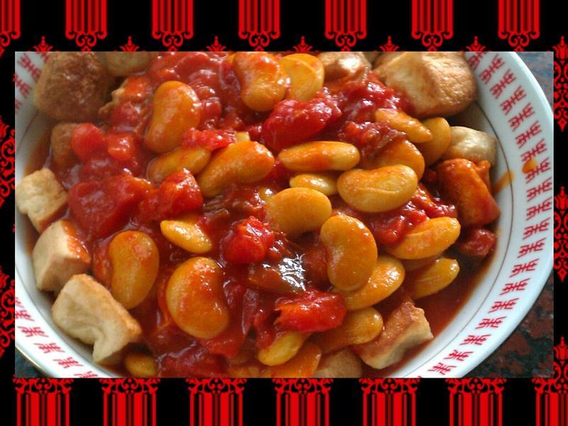 《韓醬燒豆豆腐》