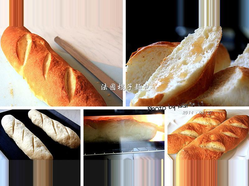 法國棍子麵包《中種法》