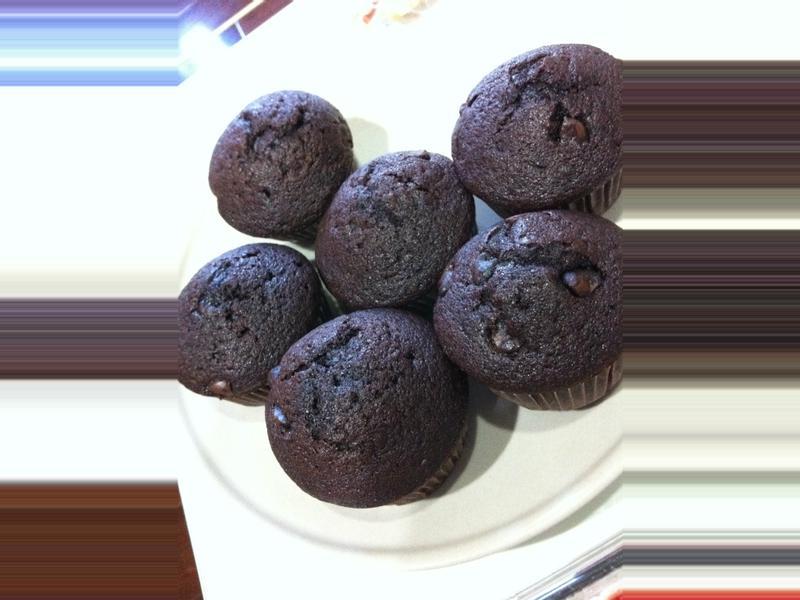 【我的第一堂甜點課食譜試作】巧克力馬芬