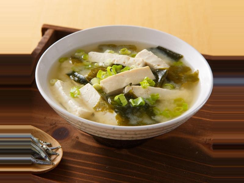 高鈣料理》小魚乾豆腐味噌湯