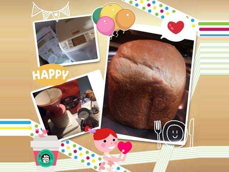 製麵包機*麵皮鬆脆吐司【烘焙展食譜募集】
