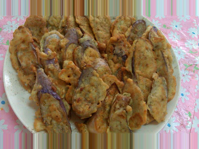 ㄚ芬的小廚房--香煎紫茄