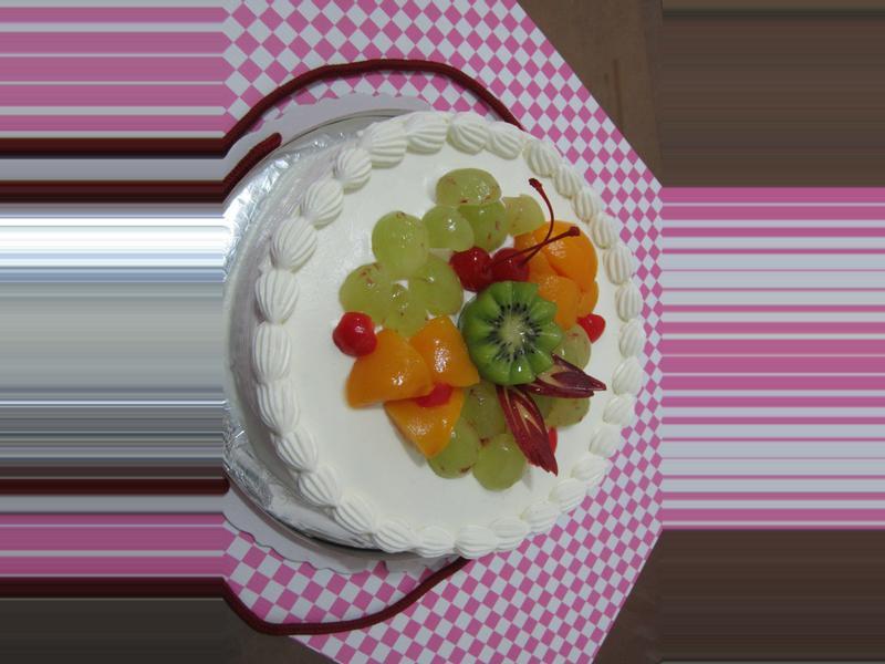 芋泥布丁鮮奶油蛋糕
