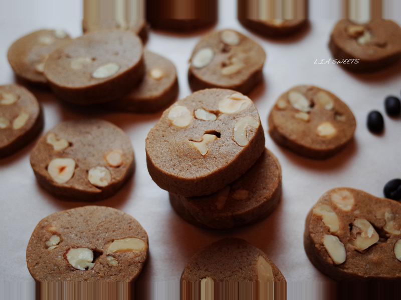 咖啡核果餅乾