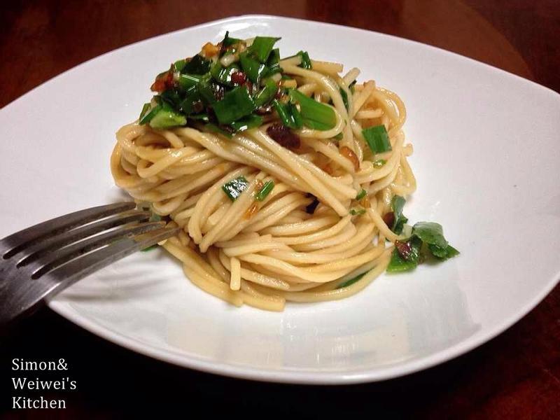 苦茶油麵線 Taiwanese Thin Noodle with Camellia Oil