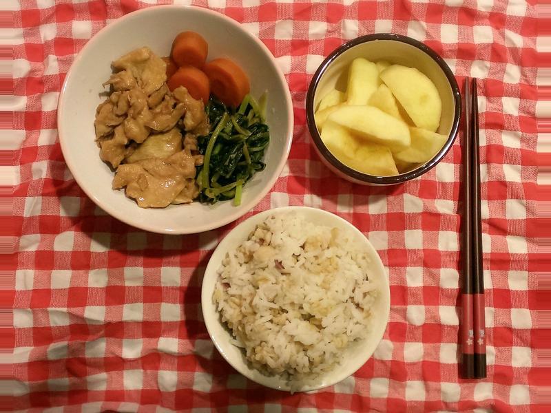 【空姐愛煮菜】青菜雞肉治部煮