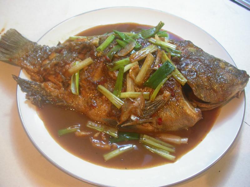 《eagle的廚房》紅燒魚