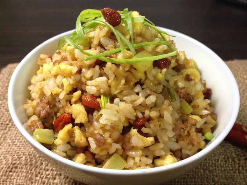 仙家食品●枸杞麻油炒飯【台灣良質米】