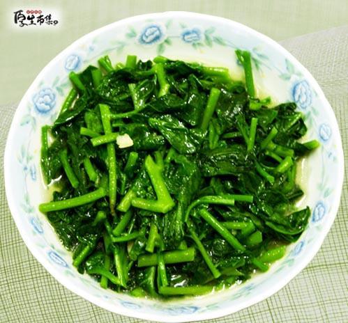 【厚生廚房】蒜炒皇宮菜