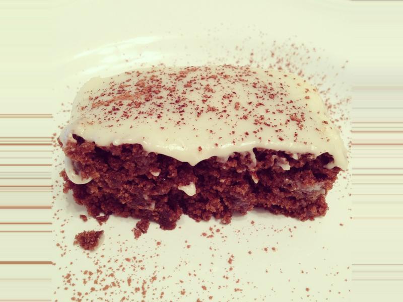 (全素) 巧克力蛋糕。新素食 by Miss V.