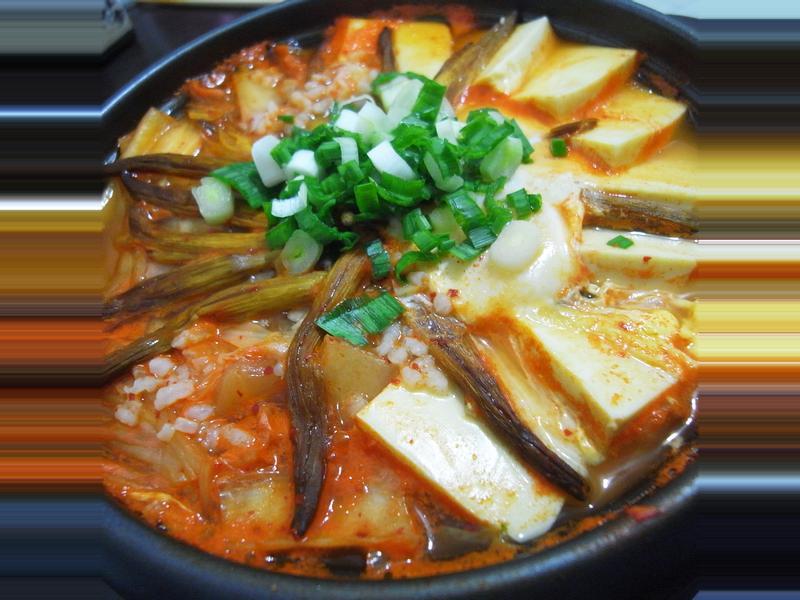 金針泡菜豆腐粥「臺東農產好料理」