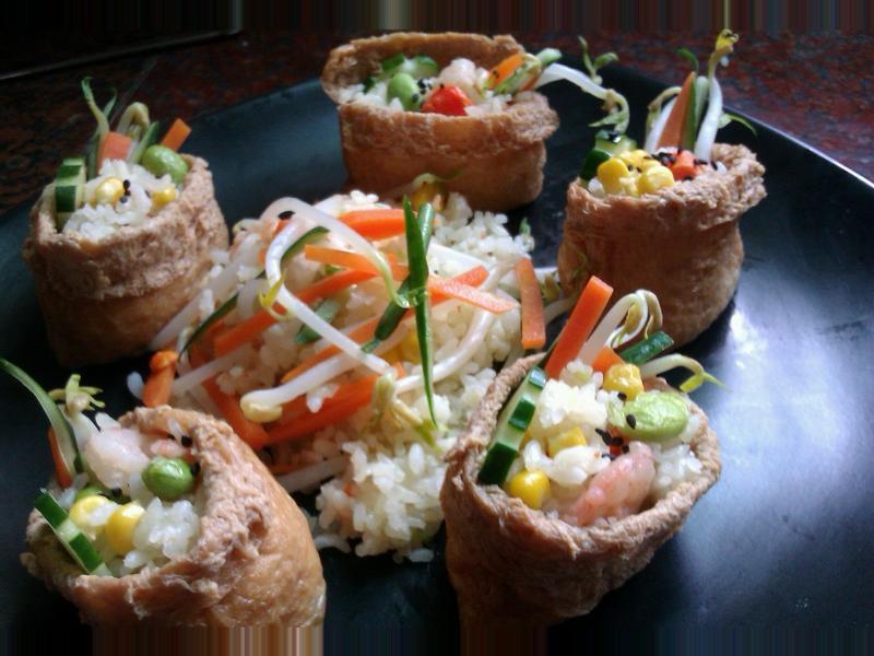 十分輕鬆料理DIY-中式沙拉炒飯