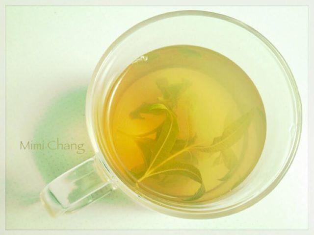 Mimi♥檸檬馬鞭草甜葉菊綠茶