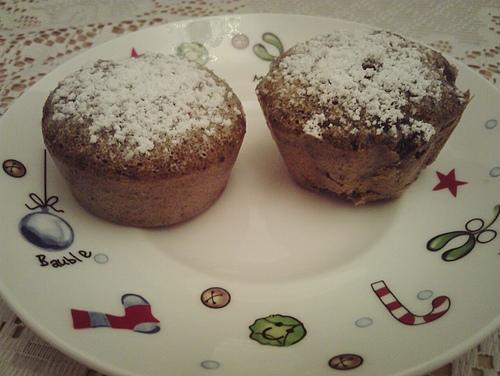 無油低卡抹茶紅豆蒸蛋糕