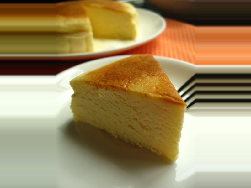 舒芙蕾乳酪蛋糕